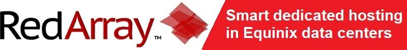 RedArray  dedicated servers hosting